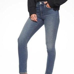Athleta Sculptek Skinny Azure Jeans size 2